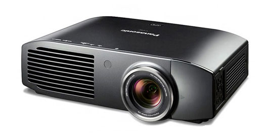 Panasonic pt ae7000u 1080p full hd projector best hd for Best small hd projector