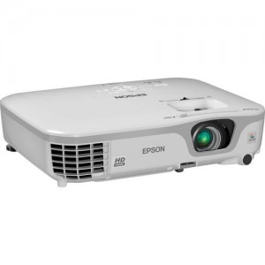 Epson- V11H475020- 318-Inches -PowerLite- Home -Cinema- 710- HD -720p- 3LCD -Home -Theater- Projector-front