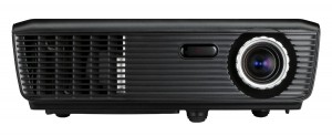 Optoma PRO160S 3D-Capable DLP Multimedia Projector Front.jpg