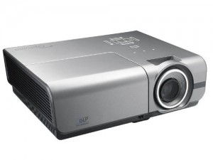 Optoma TH1060P High Definition 1080P DLP projector-side.jpg